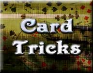 Community Card Magic Tricks