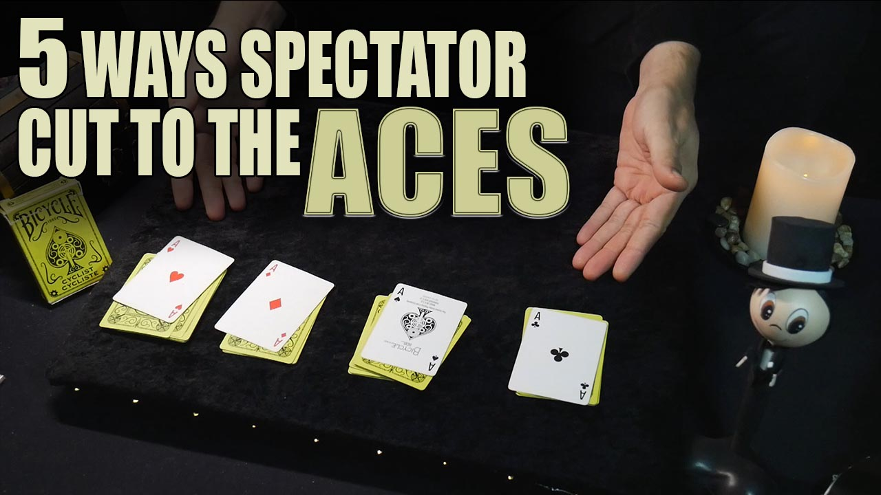 Cut To The Aces