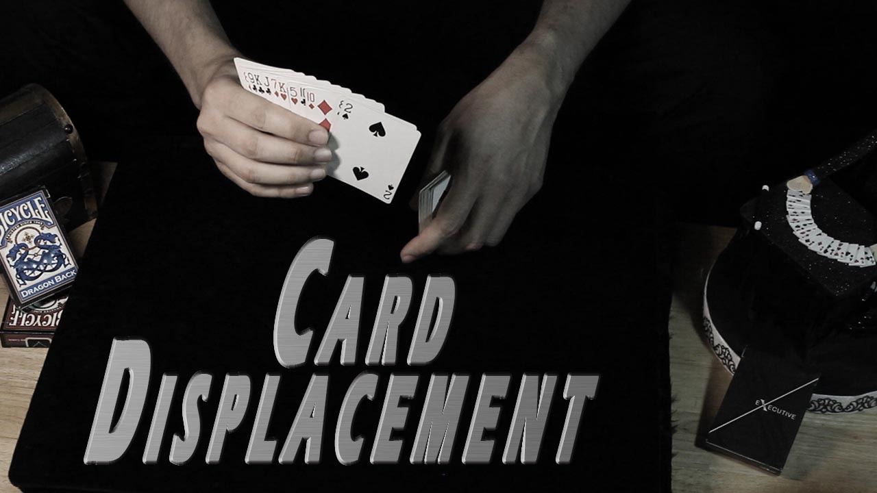 Card Displacement