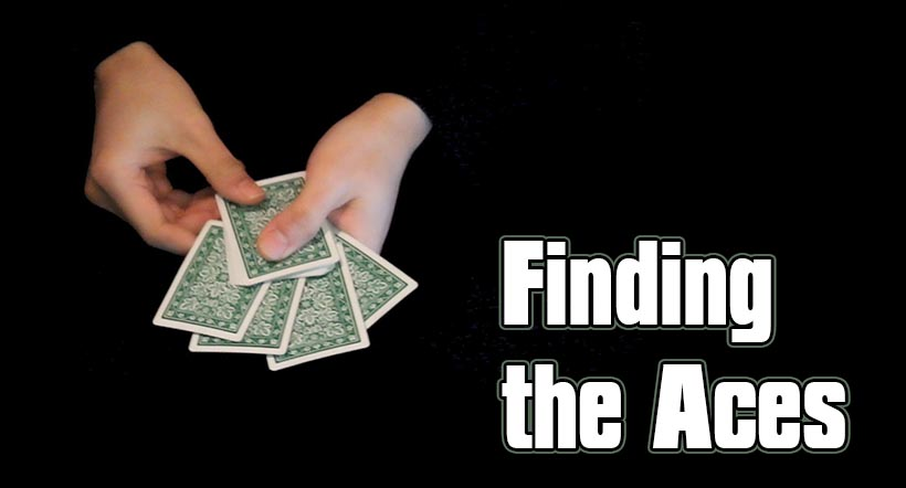 Finding the Aces