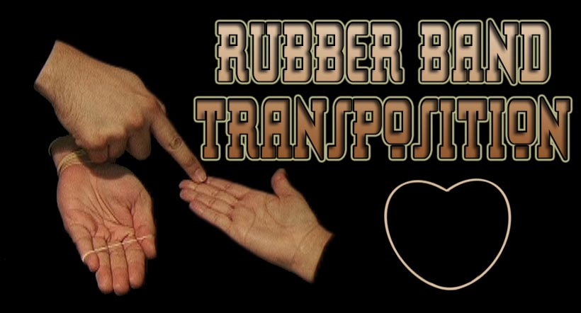 Rubber Band Transposition