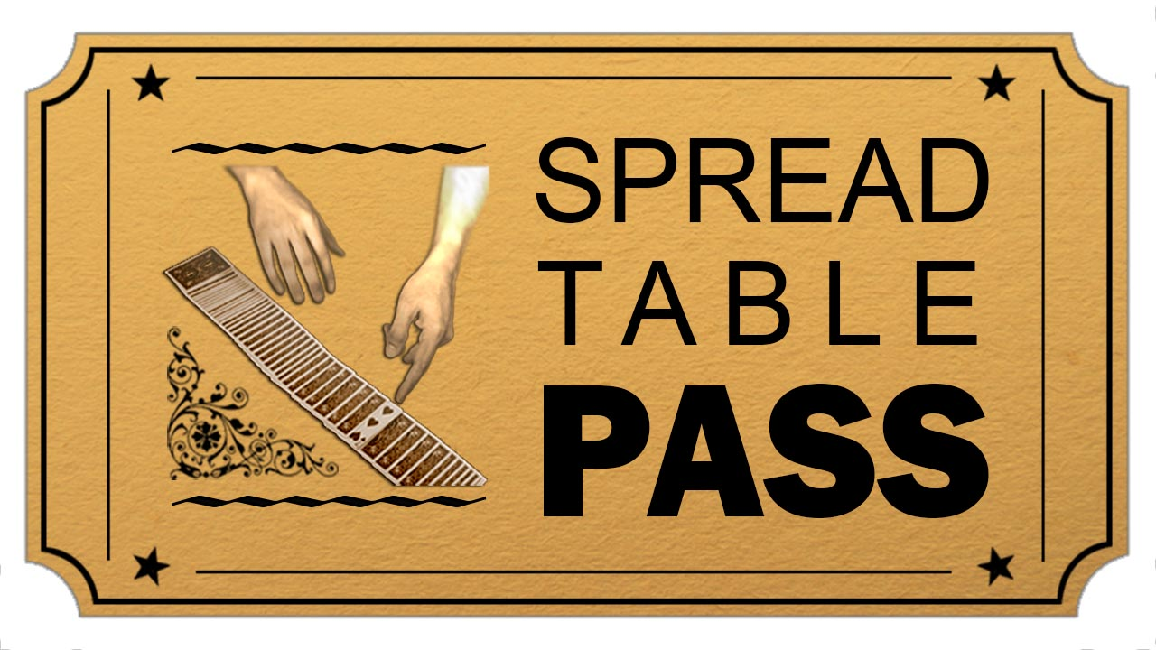 Spread Table Pass