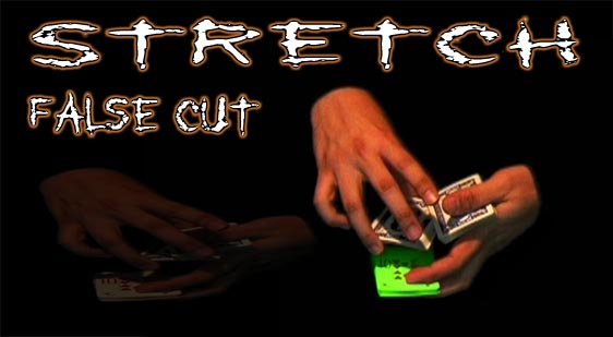 Stretch false cut