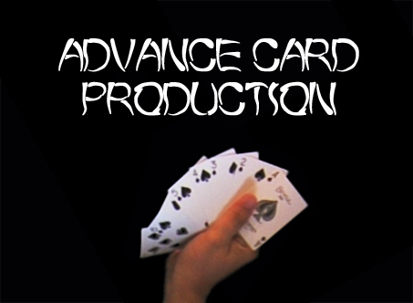 Advace Card Production